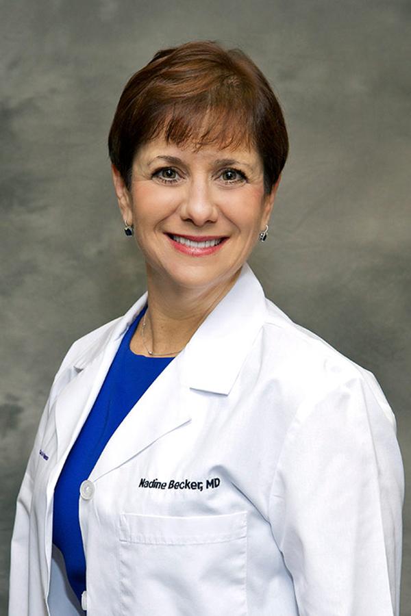 Nadine Becker, MD
